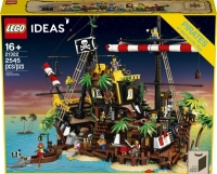 LEGO SET, 21322 Ideas Pirates of Barracuda Bay