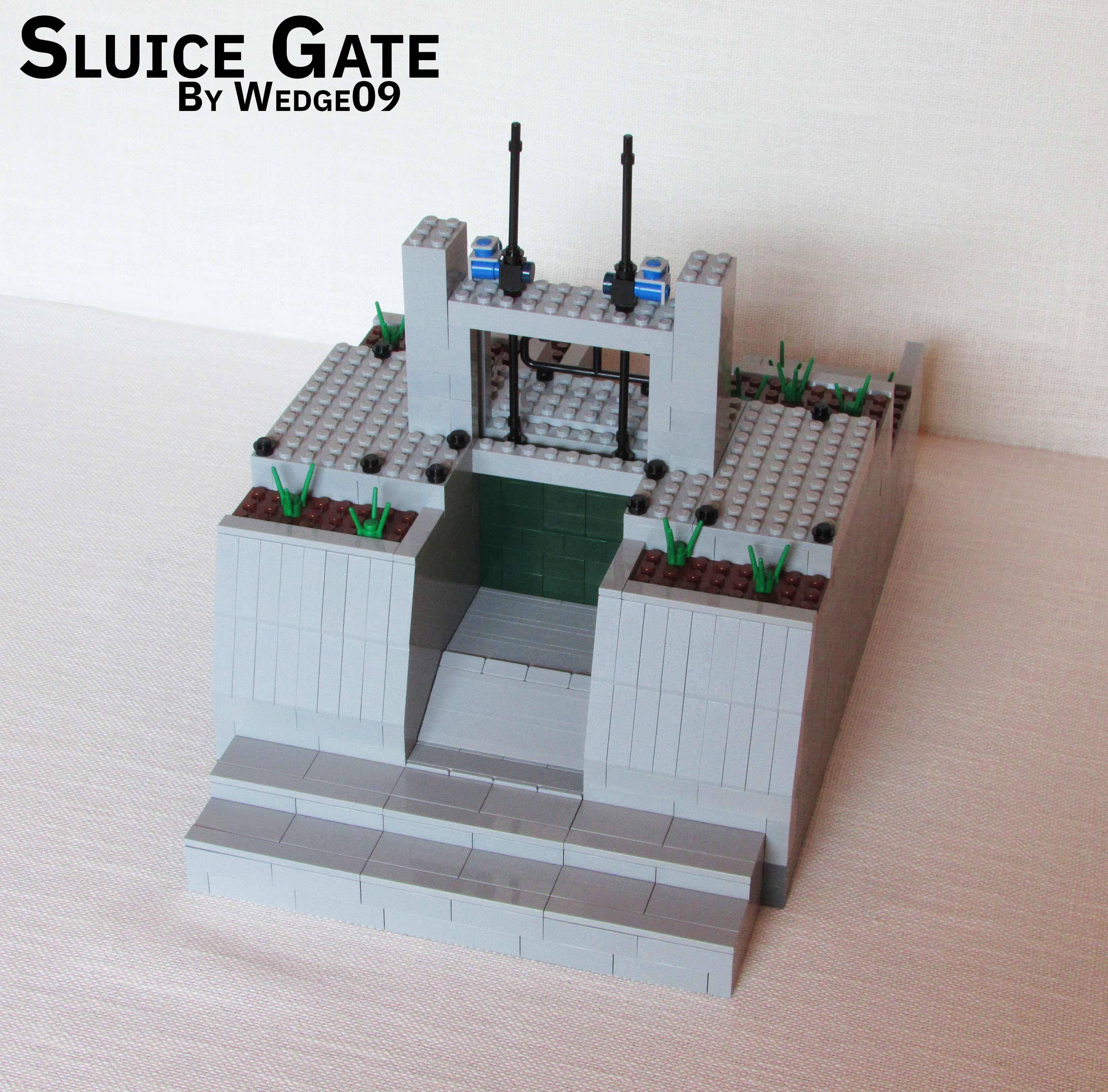 Sluice Gate Main 2