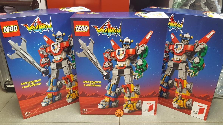 Lego® e i mecha. uno sguardo al passato. orangeteam lug otlug