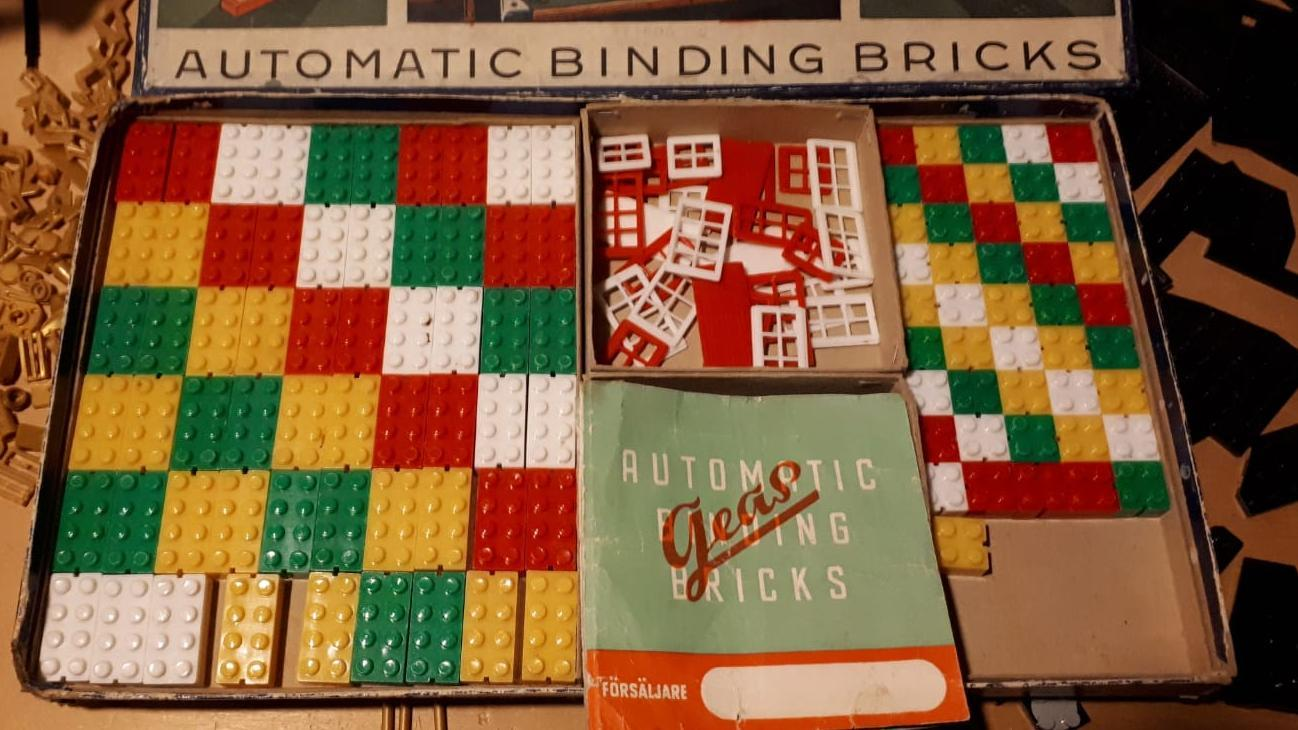 Automatic binding block 02