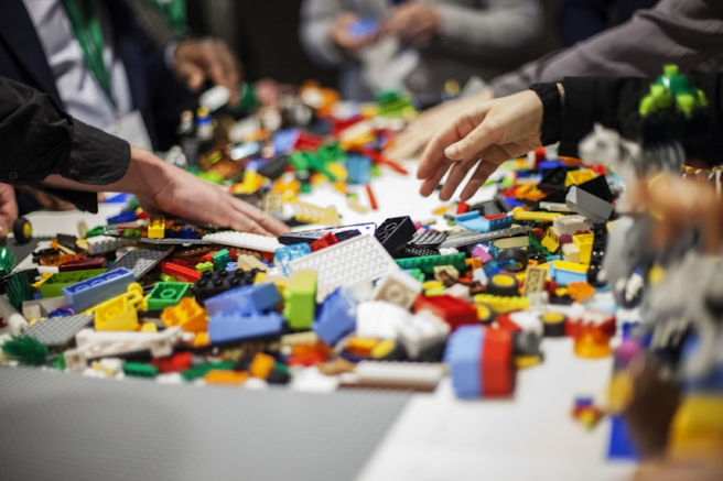 Educational Seminario LEGO SERIUSPLAY