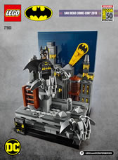 77903 lego batman dark knight gotham sdcc 2019