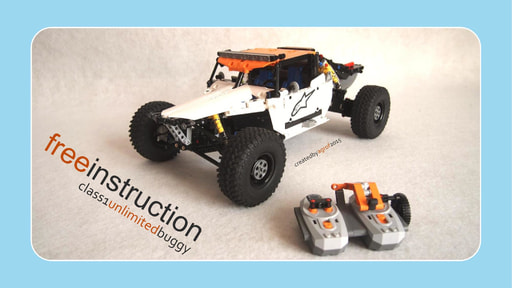 CLASS1 BUGGY Building Instruction