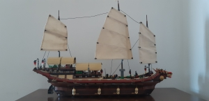 Destiny's Bounty UCS