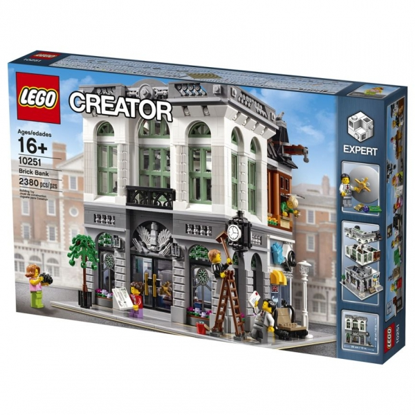 LEGO® set,  10251 - Brick Bank