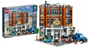LEGO® Set, 10264 Corner Garage