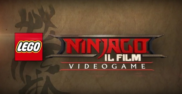 LEGO Ninjago Il Film Video Game Trailer Di Annuncio