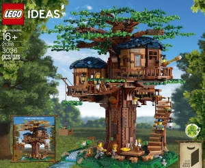 LEGO® Set Ideas 21318, Tree House