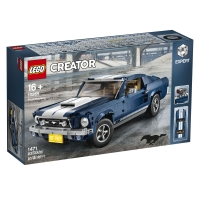 LEGO® Set Creator Expert, 10265 Mustang Muscle Car FORD anni '60