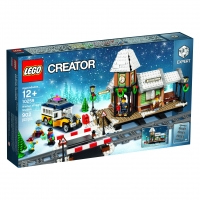 LEGO® Set, 10259 Winter Village Station