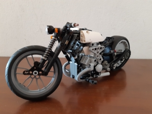 Street Custom Motorcycle