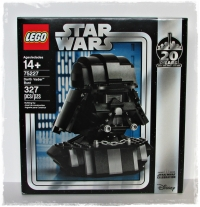 SET LEGO® 75227 STAR WARS™ DARTH VADER™ BUST: dentro il set esclusivo Star Wars™ Celebration 2019
