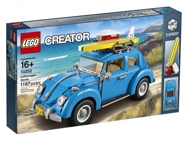 LEGO® Set, 10252 - VW Beetle