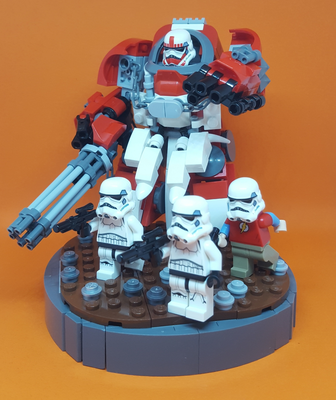 Shock Trooper Commander