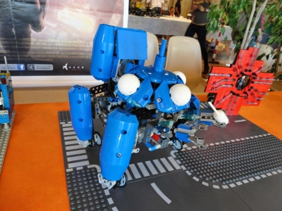 Tachikoma Ghost in The Shell