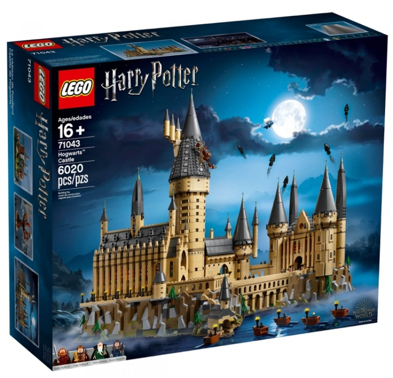 LEGO® Set, 71043 - Il Castello di Hogwarts HARRY POTTER