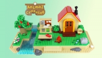 Animal Crossing: New Horizons conquista il Club 10k su LEGO® Ideas