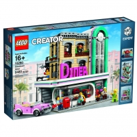 LEGO® Set, 10260 Downtown Diner Creator
