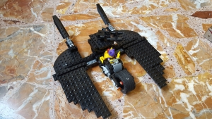 BATWING MOC by Vittorio Vannucchi