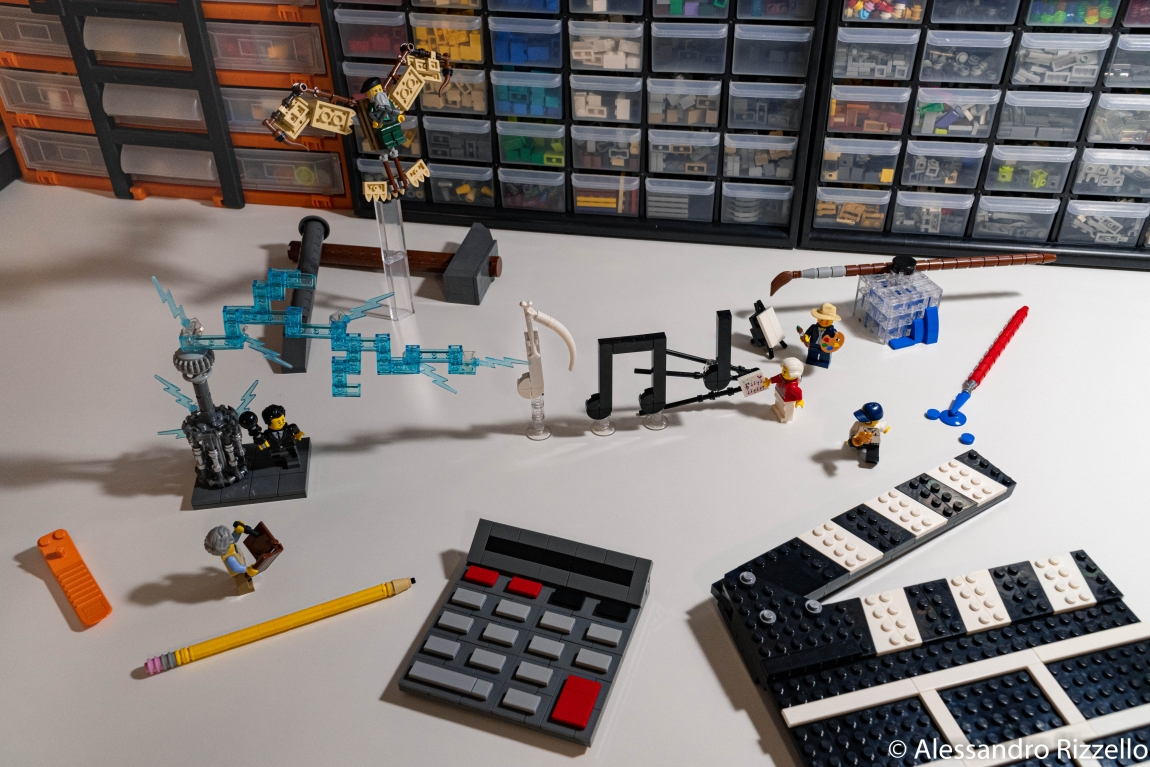 Battle of Wits: Who is The Greatest Master Builder?