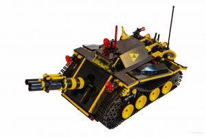 Blacktron Space Tank