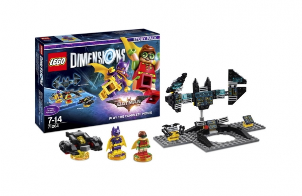 Dimensions™per The LEGO® Batman™