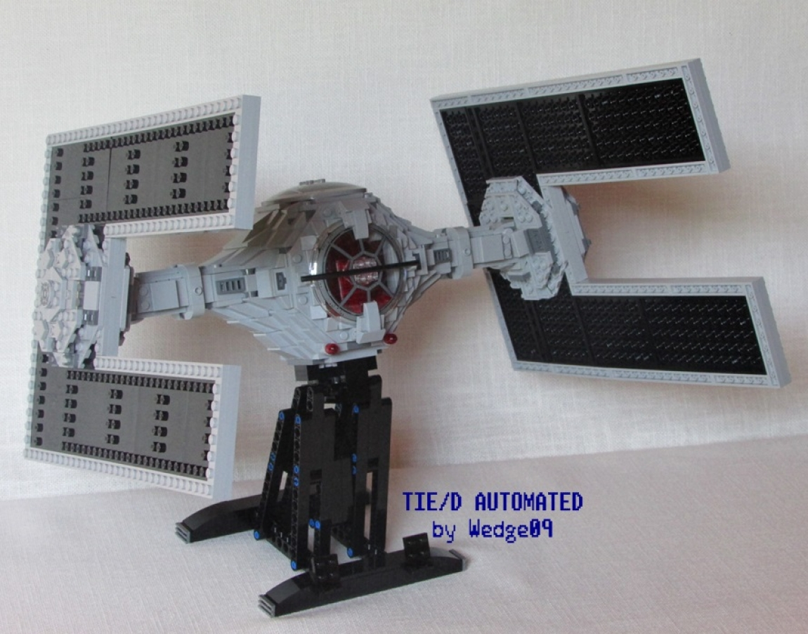 Star Wars - TIE/D Automated Starfighter