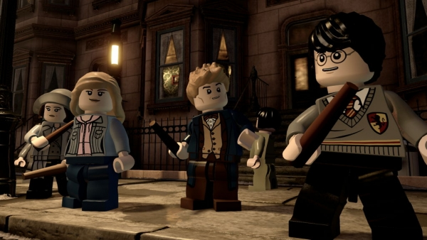 LEGO® Dimensions HERMIONE HARRY POTTER