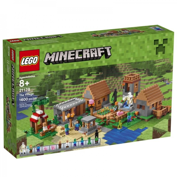 LEGO® Set,  21128 The Village