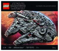 LEGO® Set, 75192 Millennium Falcon™ Star Wars