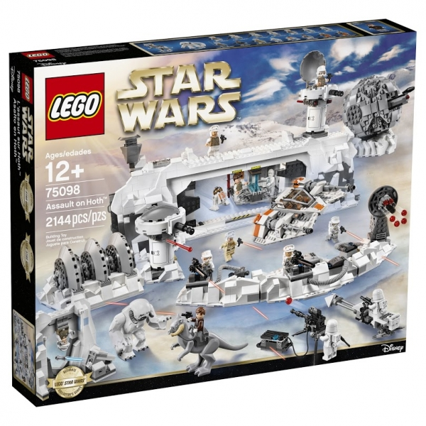 LEGO® Set,  75098 Assalto a HOTH™ STAR WARS