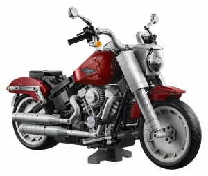 LEGO® SET 10269, Harley-Davidson® Fat Boy®