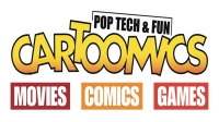 CARTOOMICS: BRICKOOMICS 2019 – MOVIES & COMICS IN BRICKS