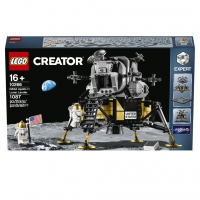 LEGO® SET 10266, NASA Apollo 11 Lunar LANDER