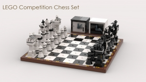 Competition Chess Set