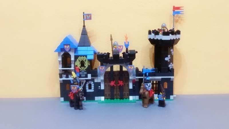 Black Dragon Knights Stronghold