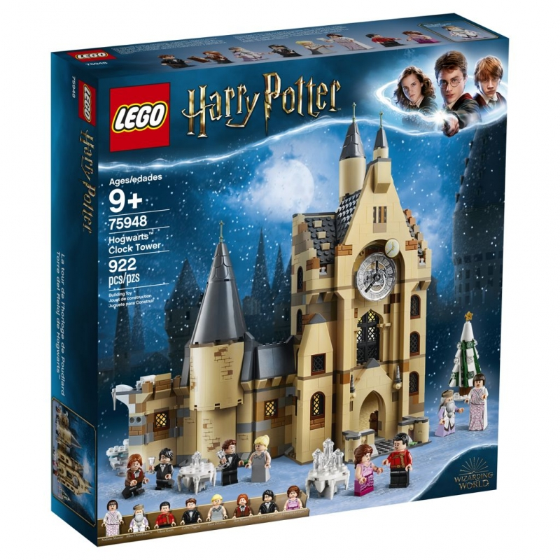 LEGO® presenta i Nuovi Set HARRY POTTER™ 2019