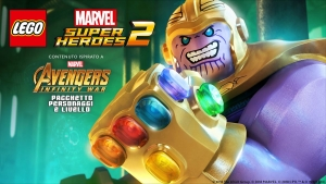 Annunciato Marvel's Avengers: Infinity War DLC Pack per LEGO® Marvel Super Heroes 2