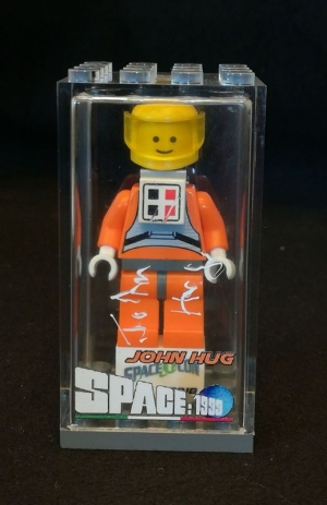 SPACE 1999 Minifig Custom JOHN  HUG
