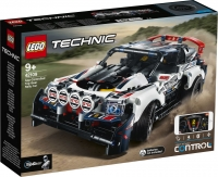 LEGO® 42109, la nuova auto LEGO® TECHNIC™ in collaborazione con TOP GEAR