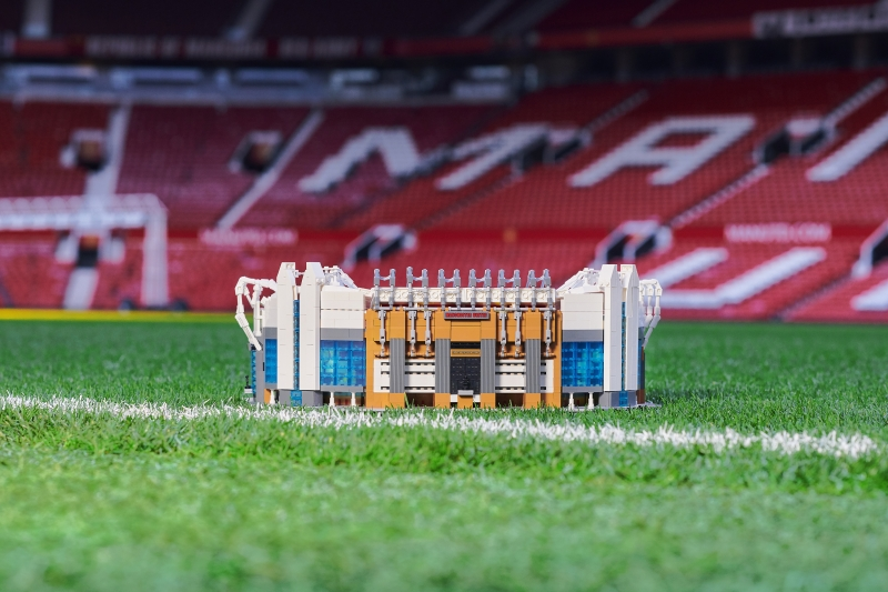 LEGO SET, 10272 Old Trafford - Manchester United