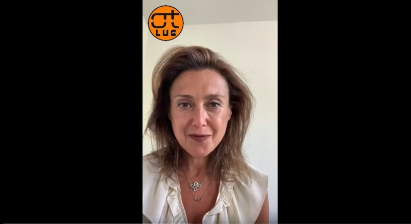 Julia Goldin, la Chief Marketing Officer ha un messaggio per tutti gli AFOL (subbed ITA)