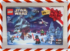 COUNTDOWN DI NATALE CON IL SET LEGO® 75279 STAR WARS™  ADVENT CALENDAR