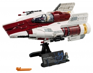 LEGO® SET, 75275 STAR WARS™ A-Wing Starfighter