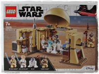 SET LEGO® 75270 STAR WARS™ OBI-WAN'S HUT: curiosando dentro il set.