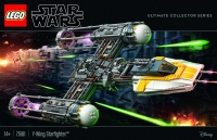 75181 LEGO Star Wars Y-Wing Starfighter™ nuovo UCS