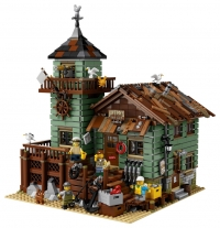 LEGO® Ideas 21310 Old Fishing Store